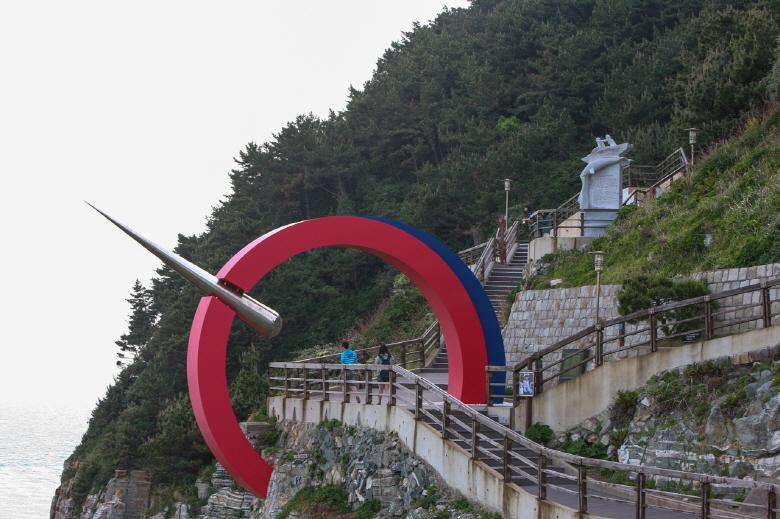 釜山影岛太宗台